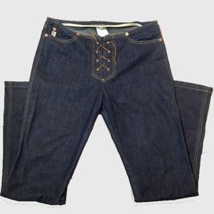 Vintage Style Guess Bootcut Jeans